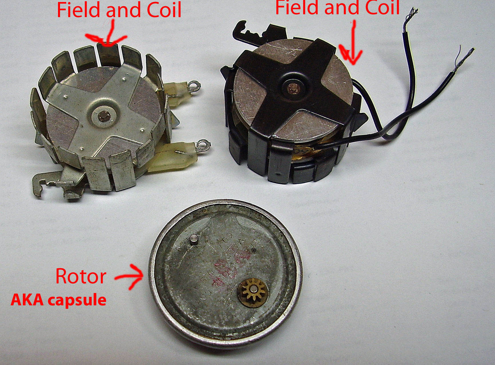 Seth Thomas Field and Coil